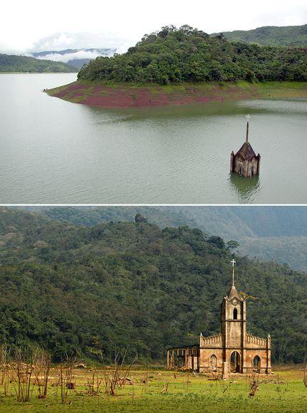 Venezuelan church reappears!